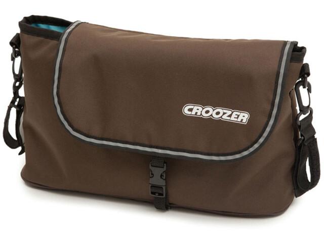 Croozer hoitolaukku Kid Plus -malliin , ruskea